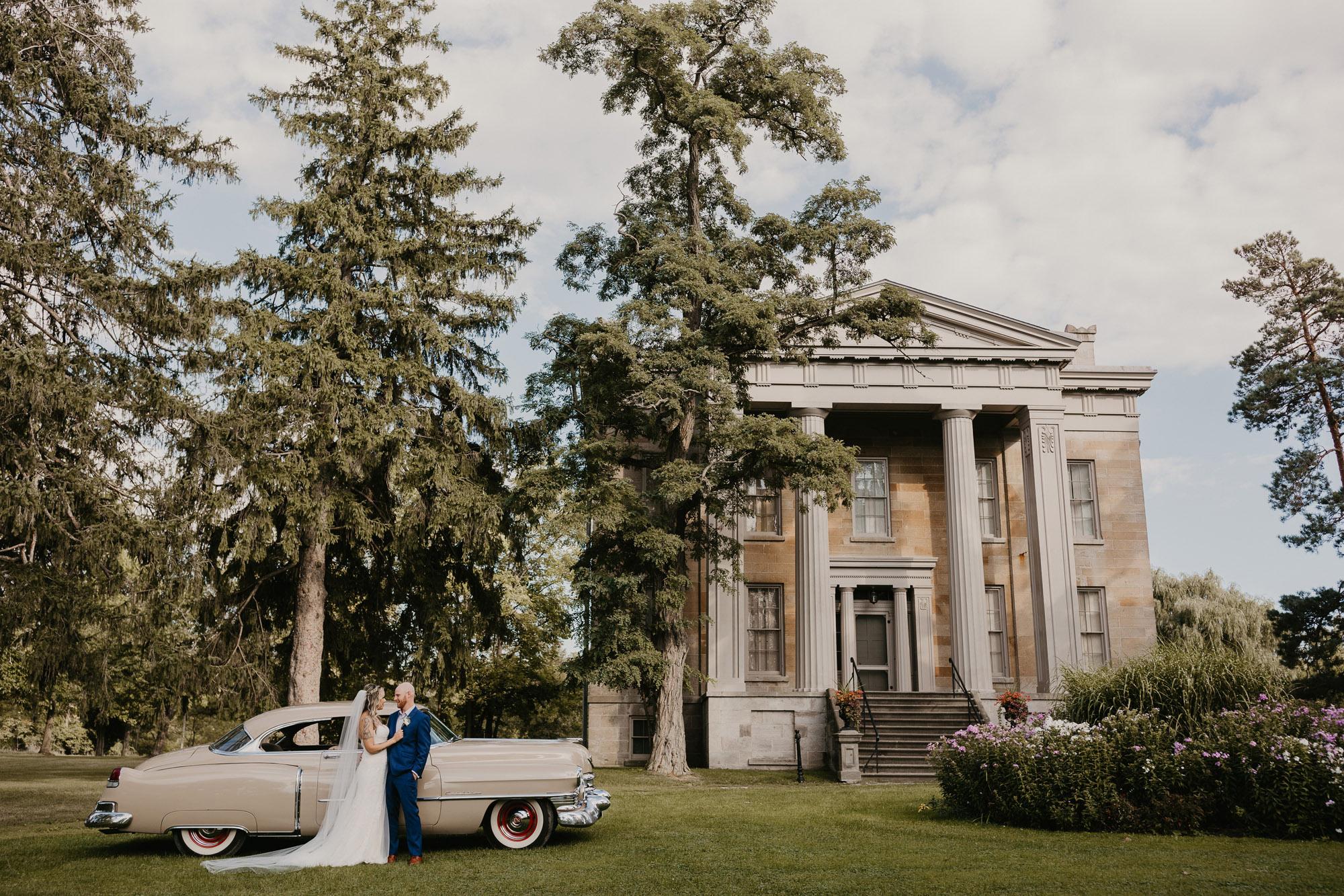 Ruthven conservation wedding photography hamilton niagara