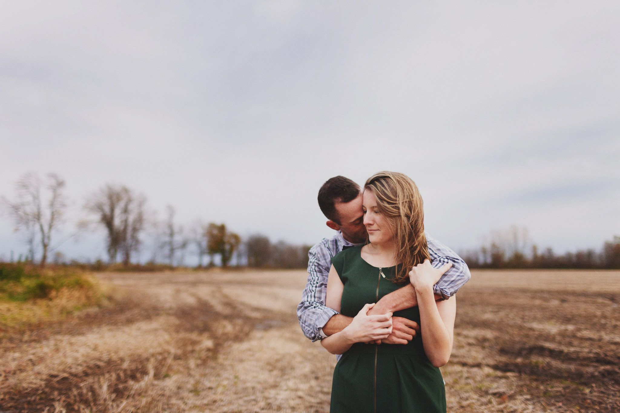 Niagara engagement session farm wainfleet kehoe kin