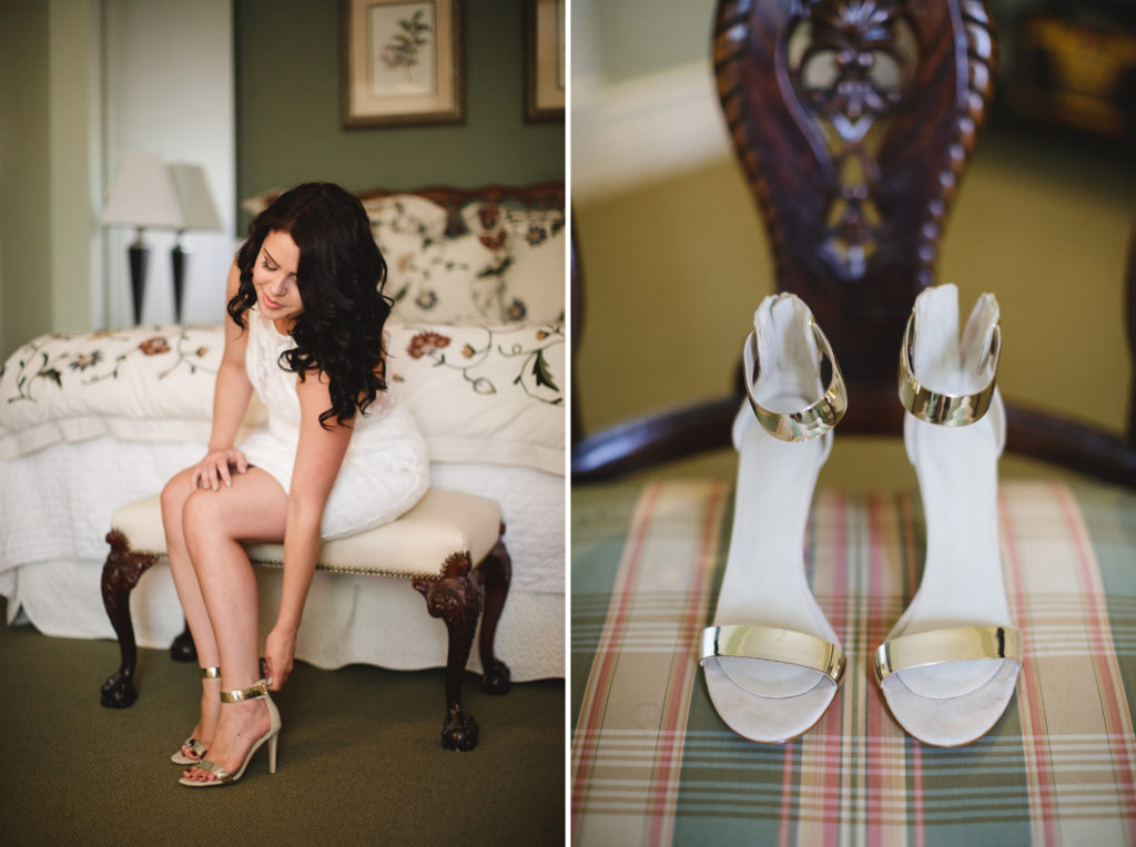 elopement inn on the twenty suite bridal prep