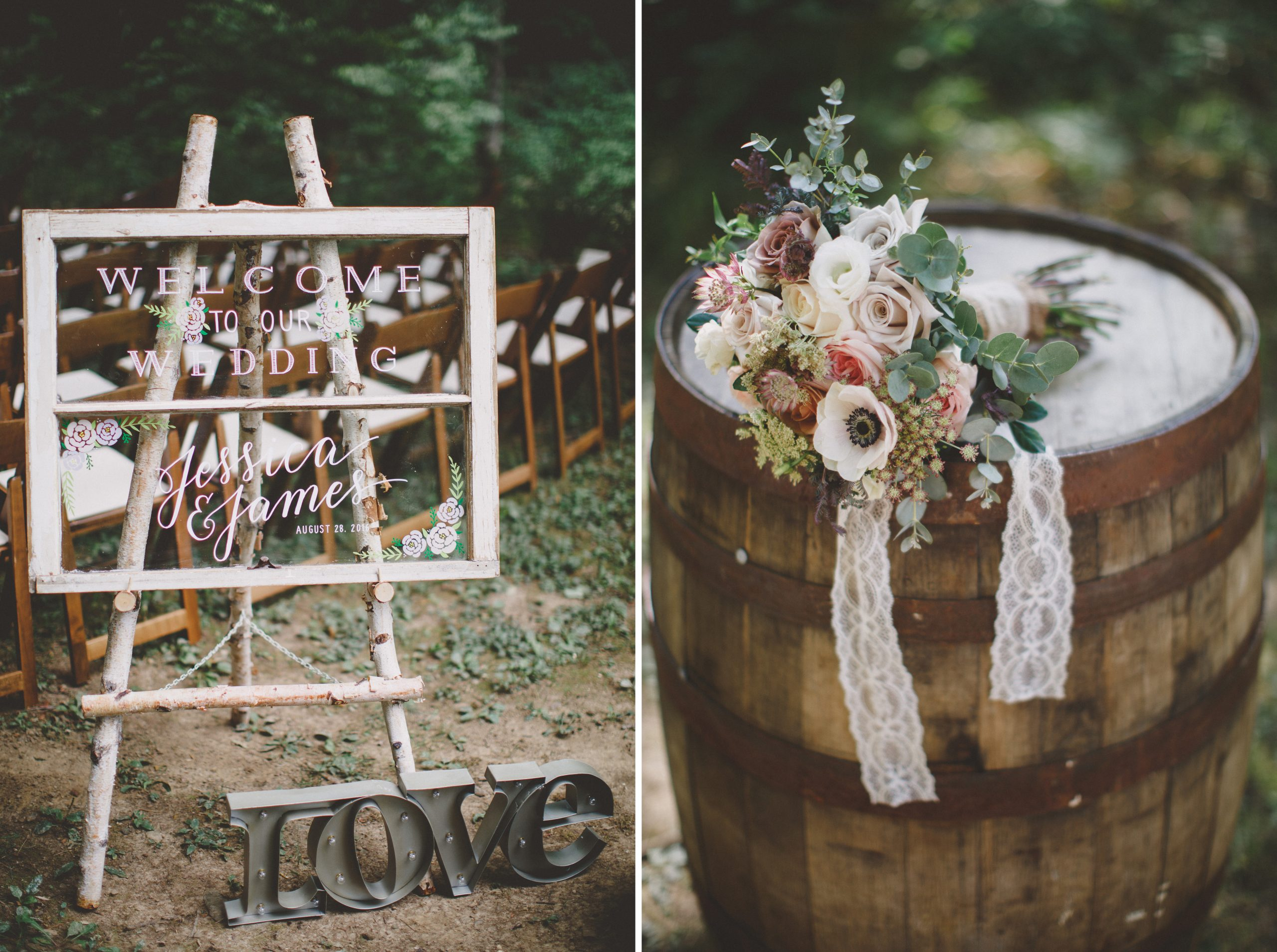 Balls Falls Forest Boho Ceremony Style Wedding Venue Photographer Review