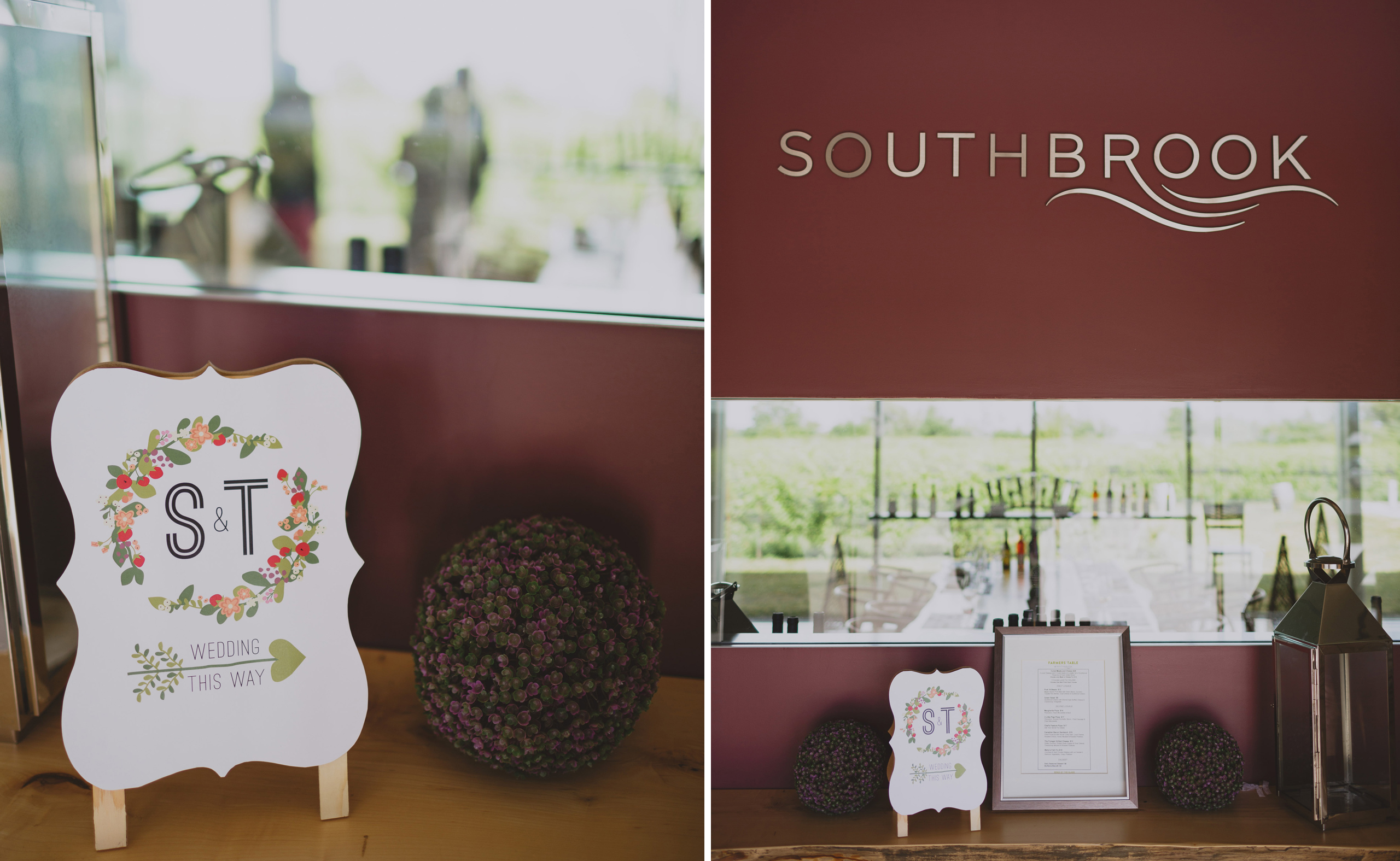 southbrook winery vineyard wedding niagara on the lake photographer