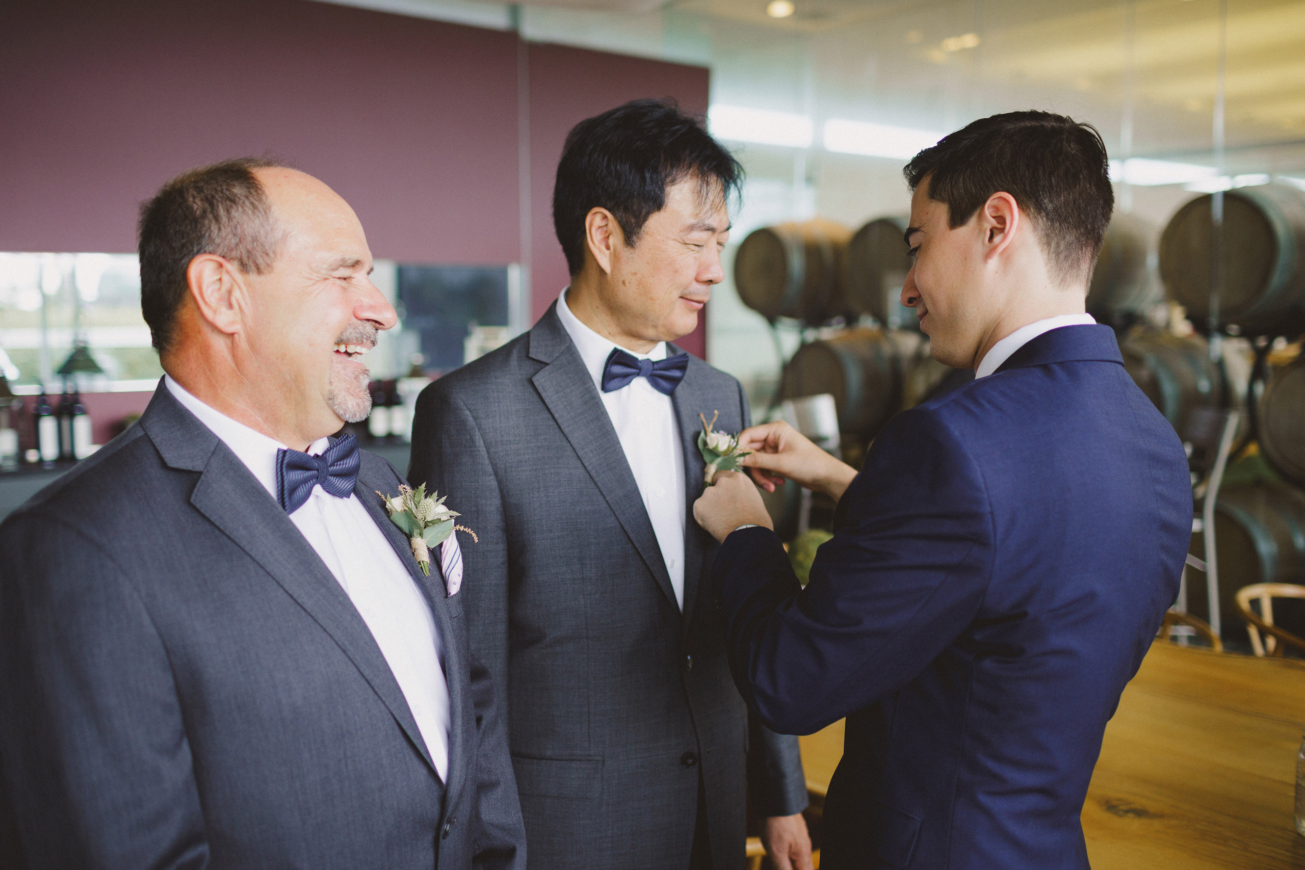 southbook winery vineyard wedding ceremony same sex lgbtq niagara photographer