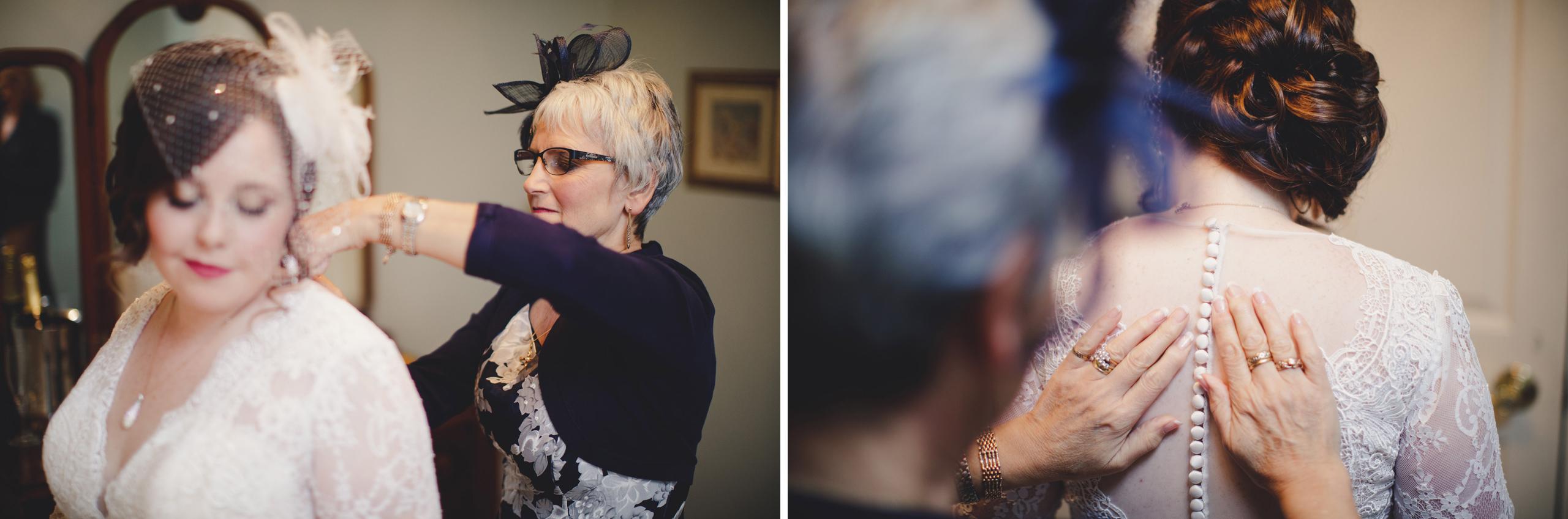 bridal suite ancaster mill wedding niagara photographer