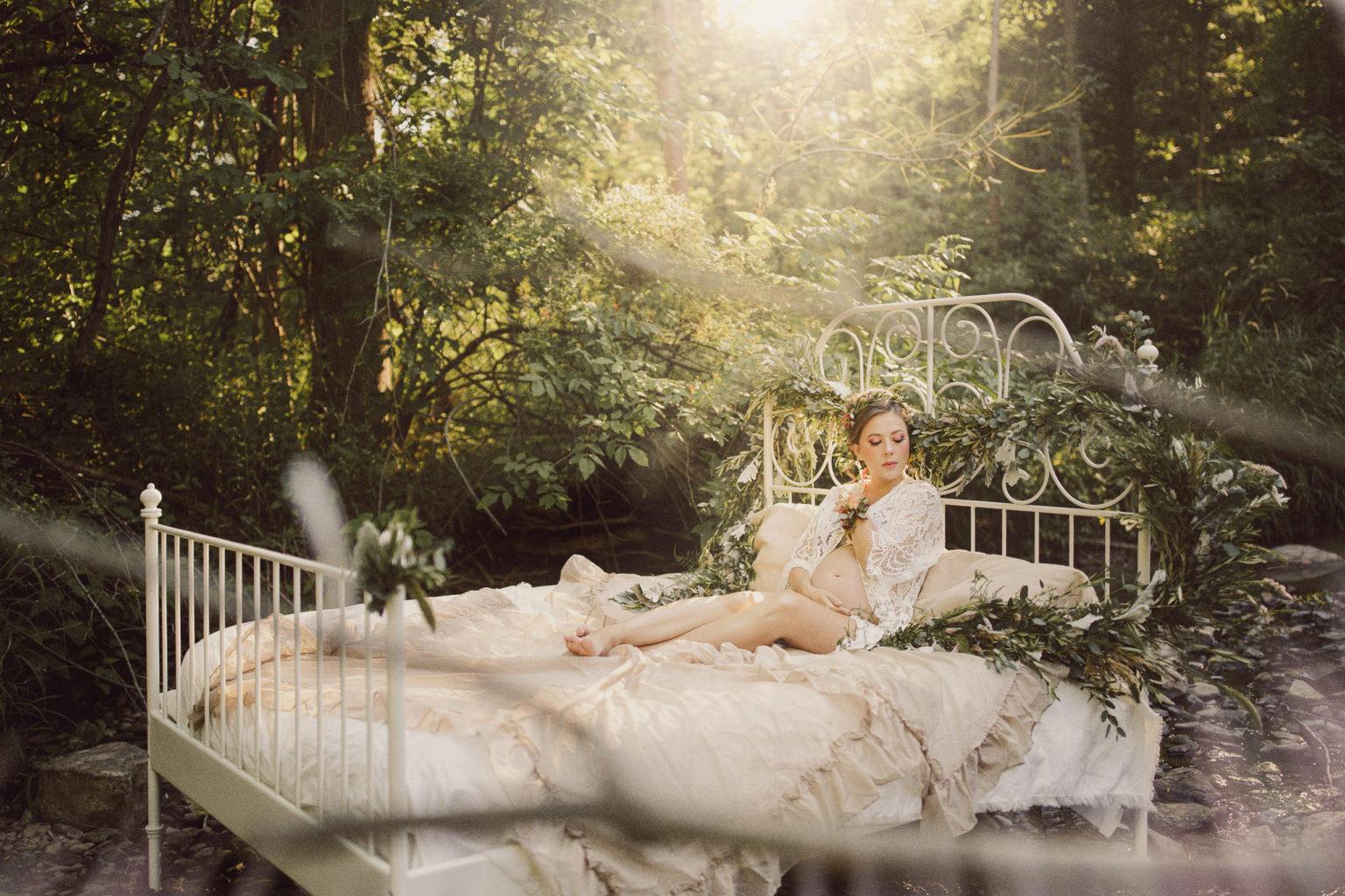 niagara maternity boudoir photography