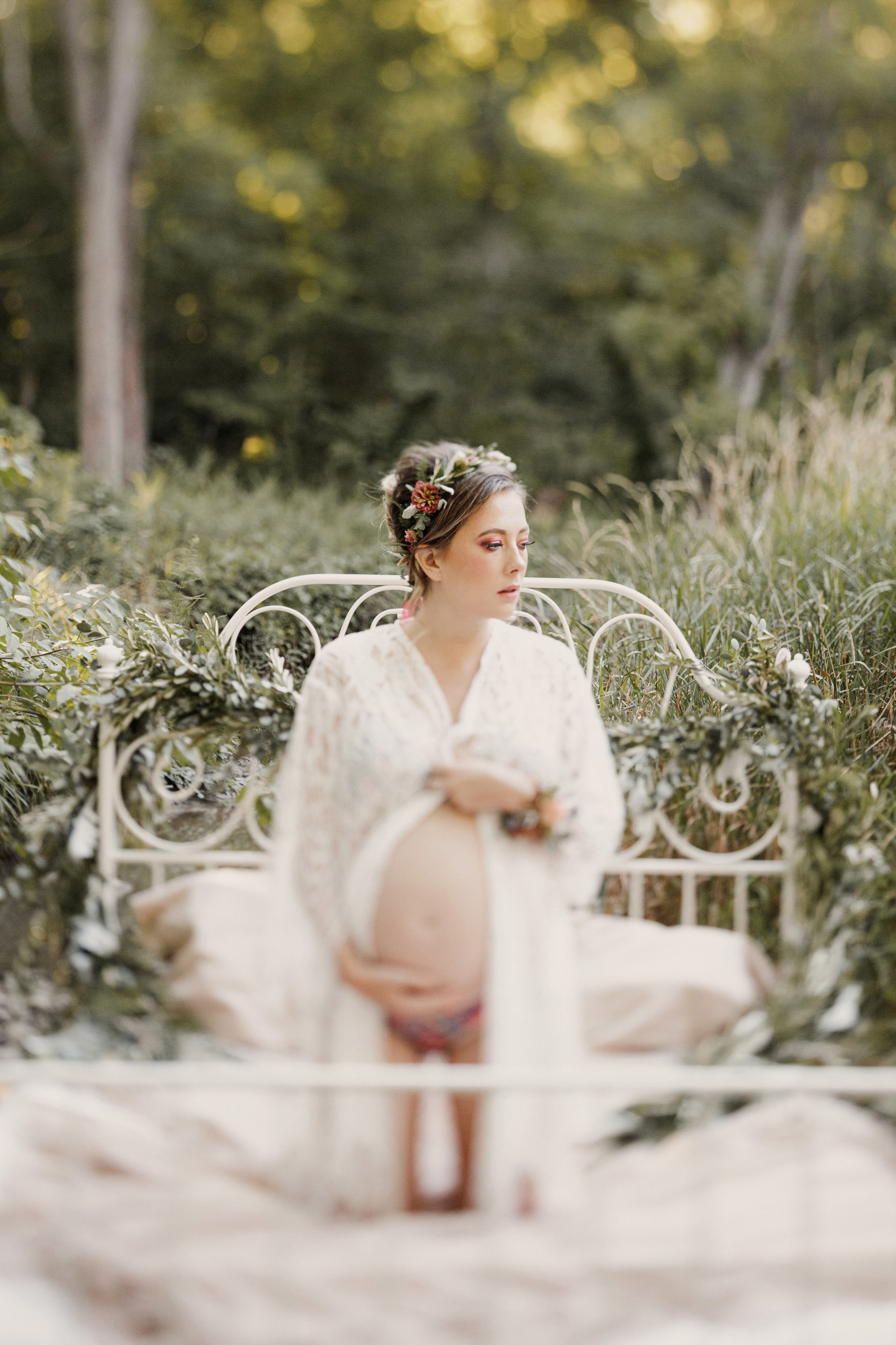niagara pregnant boudoir maternity photographer afterglow feeder farm southcoast beauty
