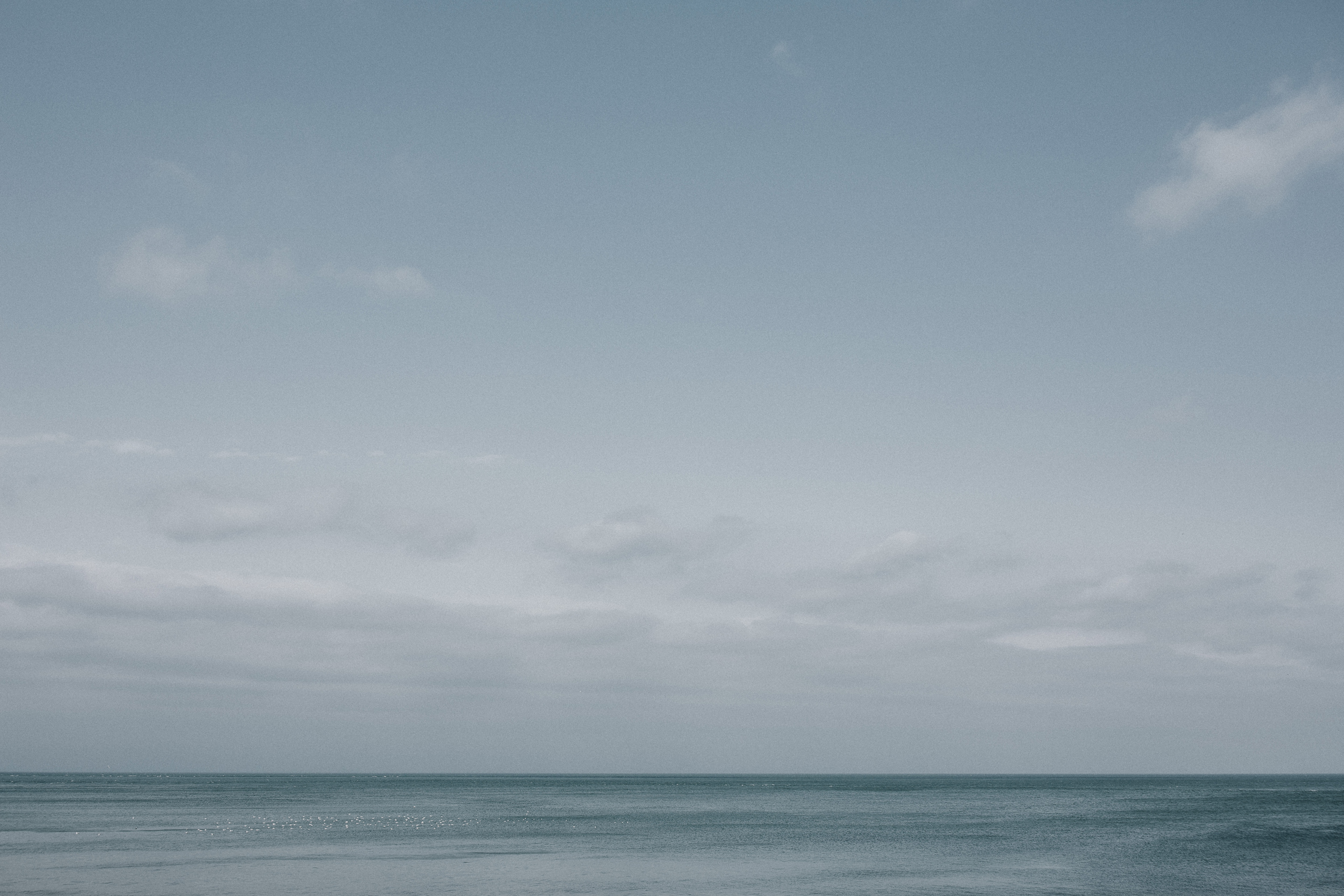 lake ontario niagara on the lake cloudy film photography