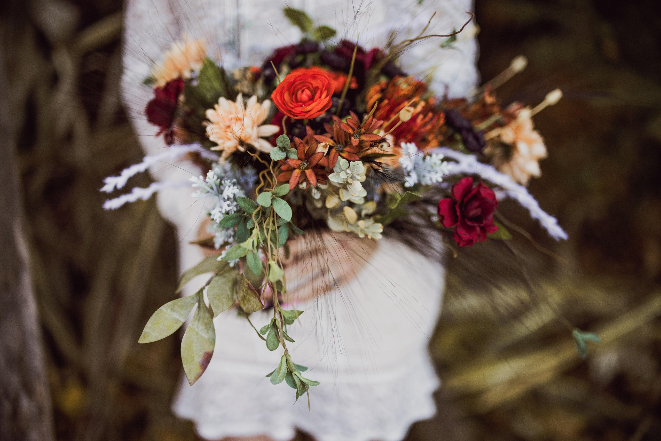 bridal bouquet by floral envy florist