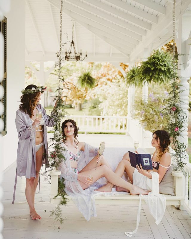 Another must-see from this renaissance artpiece of a bridal prep. #afterglowboudoir . . . #weddinginspiration #brunch #bridalprep #weddingprep #inspiration #lingerie #bridalboudoir #wedding #bridesmaids #girls #notl #niagaraphotographer #niagaraonthelake #realbride #editorial #boudoir #bridalbrunch #victorian #weddingstyle #junebugweddings #fashion #weddingfashion #bridalfashion